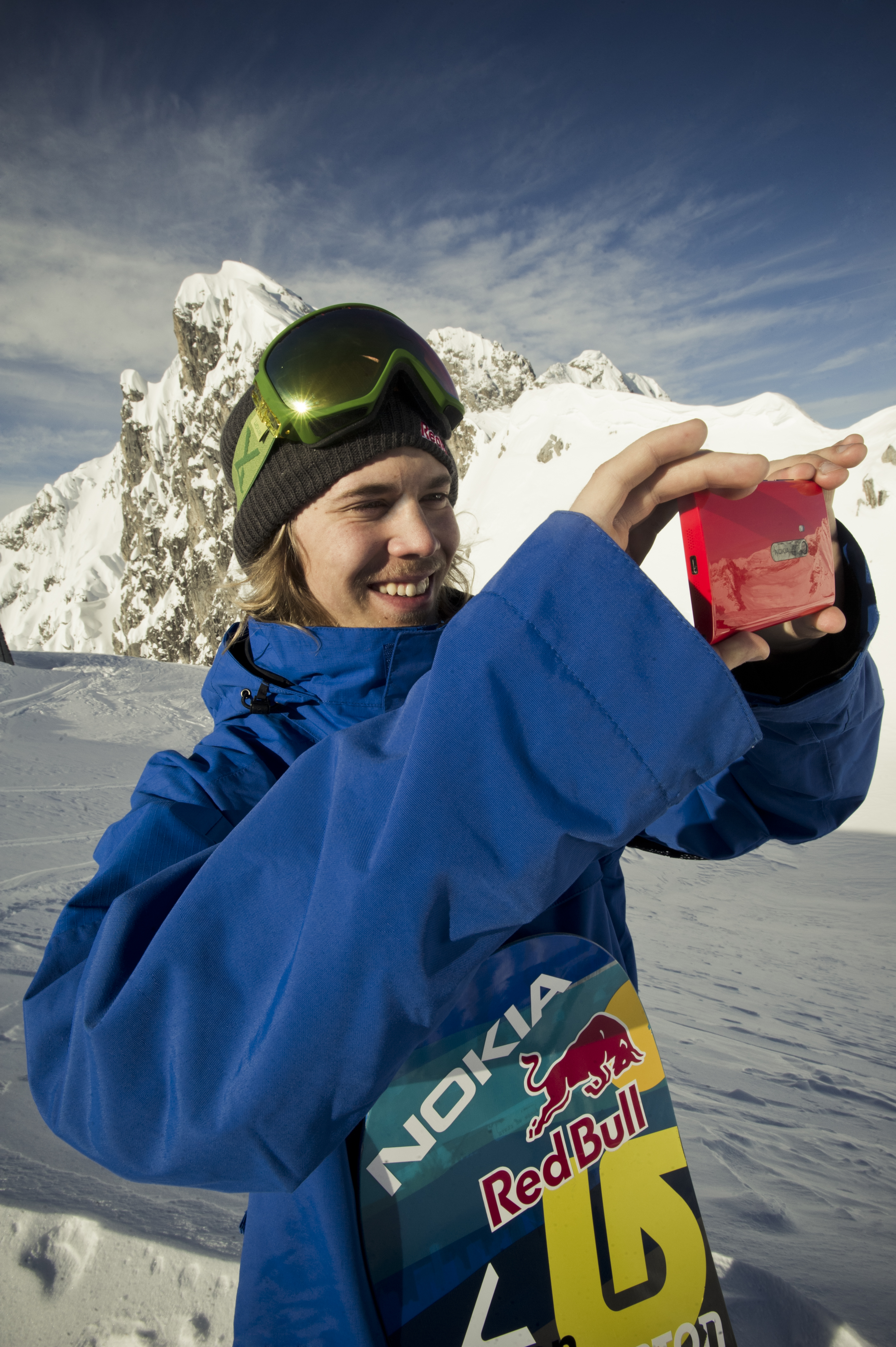 Burton Has An App Too - The Angry Snowboarder