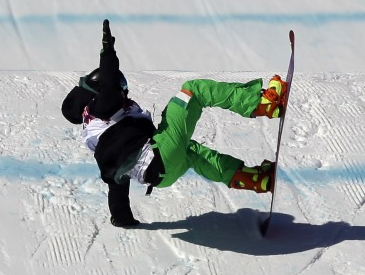 Ireland's Seamus O'Connor demonstrates how not to put the landing gear down. P: Getty Images or the Associated Press they both suck.