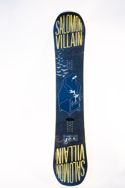07441d021852 2015 Salomon Villain Snowboard Used and Reviewed - The Angry Snowboarder