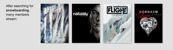 Why are these the only movies available on Netflix?