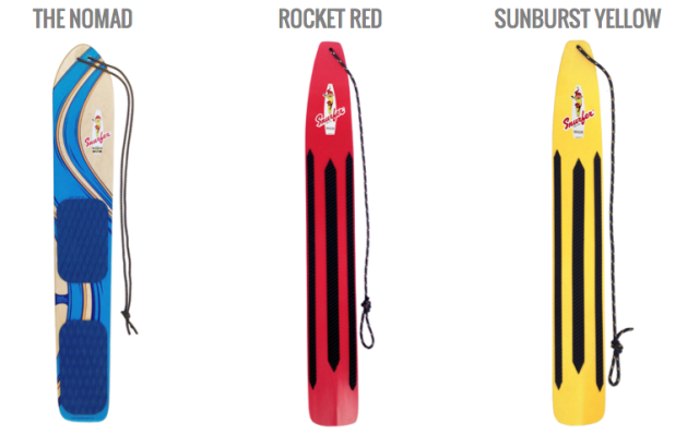 This is a Red Rocket you want giving you a face shot. Photo courtesy of Snurferboards.com