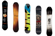 Top 5 All Mountain Snowboards of 2016