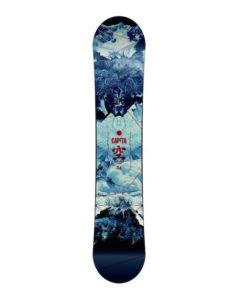 2017 capita outerspace living snowboard