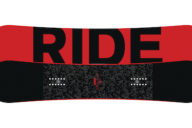 2017 ride machete snowboard