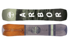 2017 arbor snowboards westmark camber