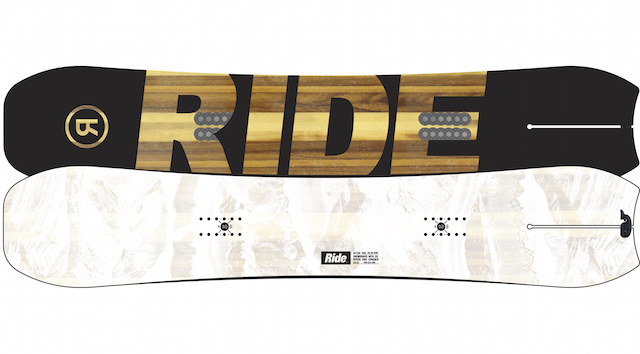 2017 Ride Alter Ego Snowboard Review - The Angry Snowboarder