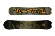 2017 slash nahual snowboard