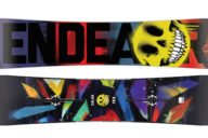 2017 endeavor colour series snowboard
