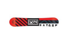 2017 K2 Raygun Snowboard Review
