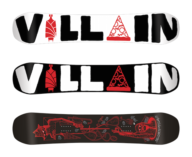 07d1ee71004 2017 Salomon Villain Snowboard Review - The Angry Snowboarder