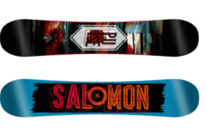 2017 Salomon Pulse Snowboard