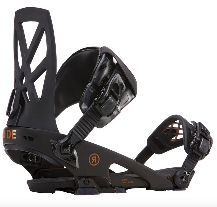 2018 Ride Capo Snowboard Binding Review