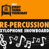 Every Third Thursday: Xylophone Snowboard