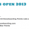 The U.S. Open of Snowboarding Moving to Vail