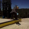 Andrew Brewer at Woodward Tahoe