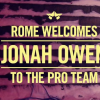 Welcome To The Team Jonah Owen