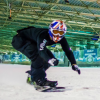 Indoor Land Speed Snowboarding Record Set: Snowboarders Don't Care