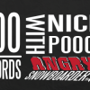 "100 Words With Nick ""Pooch"" Poohachoff"