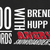 100 Words With Brendon Hupp